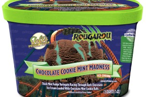 Chocolate Cookie Mint Madness Carton